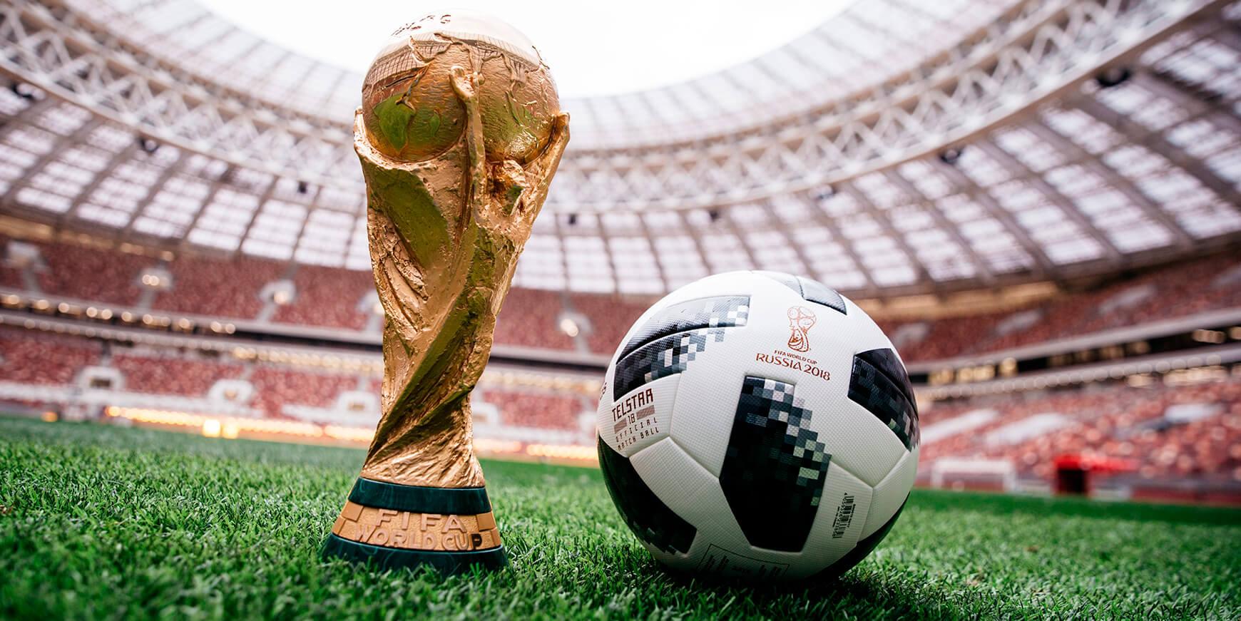 Fodbold VM - Få gode tips her og spil på alle dine favoritkampe